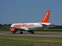 G-EZTG - A320 - EasyJet