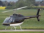G-PRFI Bell 206 Helicopter (26887306166).jpg