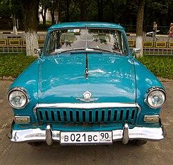 GAZ-21-Cabriolet Coupe (Akrom) - GTA5-Mods.com