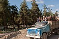 GAZ-52 or GAZ-53 truck in Georgia.jpg