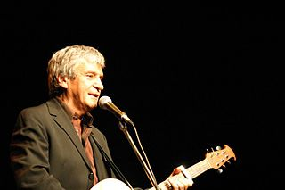 Georges Chelon French singer and songwriter