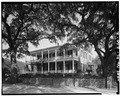 GENERAL VIEW - Colonel Edward Means House, 604 Pinckney Street, Beaufort, Beaufort County, SC HABS SC,7-BEAUF,8-2.tif