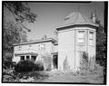 GENERAL VIEW OF REAR - Tabb-Slaughter-Diggs House, 117 Madison Street, Lynchburg, Lynchburg, VA HABS VA,16-LYNBU,63-2.tif