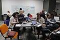 GLAM forum in Yerevan, workshop for wikieditors on Wikidata 24.jpg