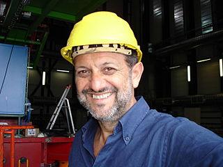 Guido Tonelli Particle physicist
