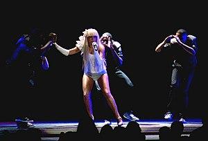 American singer-songwriter Lady GaGa (AmAzInGl...
