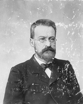 Gabriel Gustafson - Gabriel Adolf Gustafson