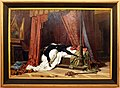 Gabriele castagnola, la fine di alessandro de' medici, 1865, 01.jpg