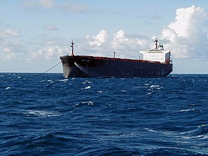 Transfield Shipping Inc v Mercator Shipping Inc - Image: Gage Roads, Fremantle