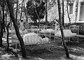 Galilee trip. Safad. Baby cots in the hospital pine grove LOC matpc.20796.jpg