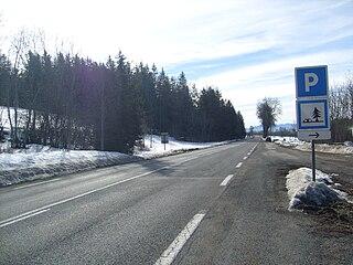 Col Bayard mountain pass