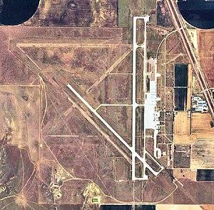 Garden City Regional Airport - USGS 2006 orthophoto