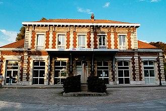 Boulogne-sur-Mer - Gare de Boulogne-Tintelleries