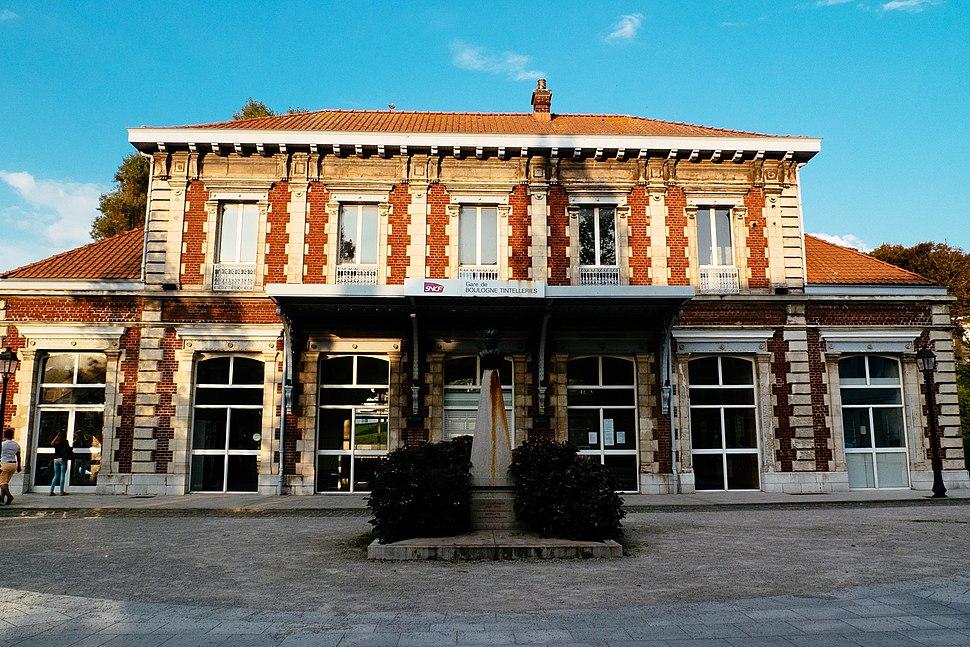 Gare de Boulogne-Tintelleries (France)