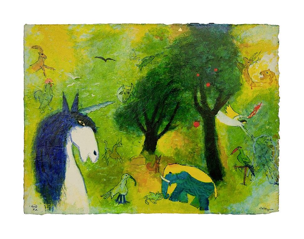 Garten Eden (von Adi Holzer 2012)