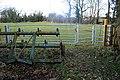 Gate and kissing gate - geograph.org.uk - 1700843.jpg