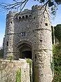 Gatehouse, Carisbrooke Castle - geograph.org.uk - 944284.jpg
