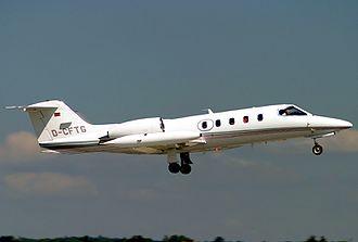 Learjet 35 - Learjet 35A