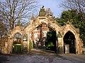 Gateway, Treleaven House, Blundellsands - geograph.org.uk - 1765372.jpg