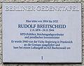 Gedenktafel Fasanenstr 58 (Wilmd) Rudolf Breitscheid.JPG