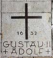 Gedenktafel Kirchplatz (Wittenberg) Gustav II. Adolf (Schweden).jpg