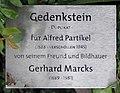 Gedenktafel Strandweg 1 (Ahrenshoop) Alfred Partikel.jpg