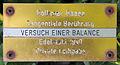 Gedenktafel Witzlebenstr 9 (Charl) Versuch einer Balance&Volkmar Haase&1990.jpg