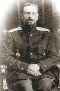 Vladimir Kappel Russian general PC SNZ