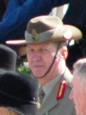 Chief of Army (Australia) - Image: General Peter Leahy