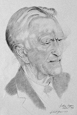 Geoffrey Keynes - Geoffrey Keynes in 1957