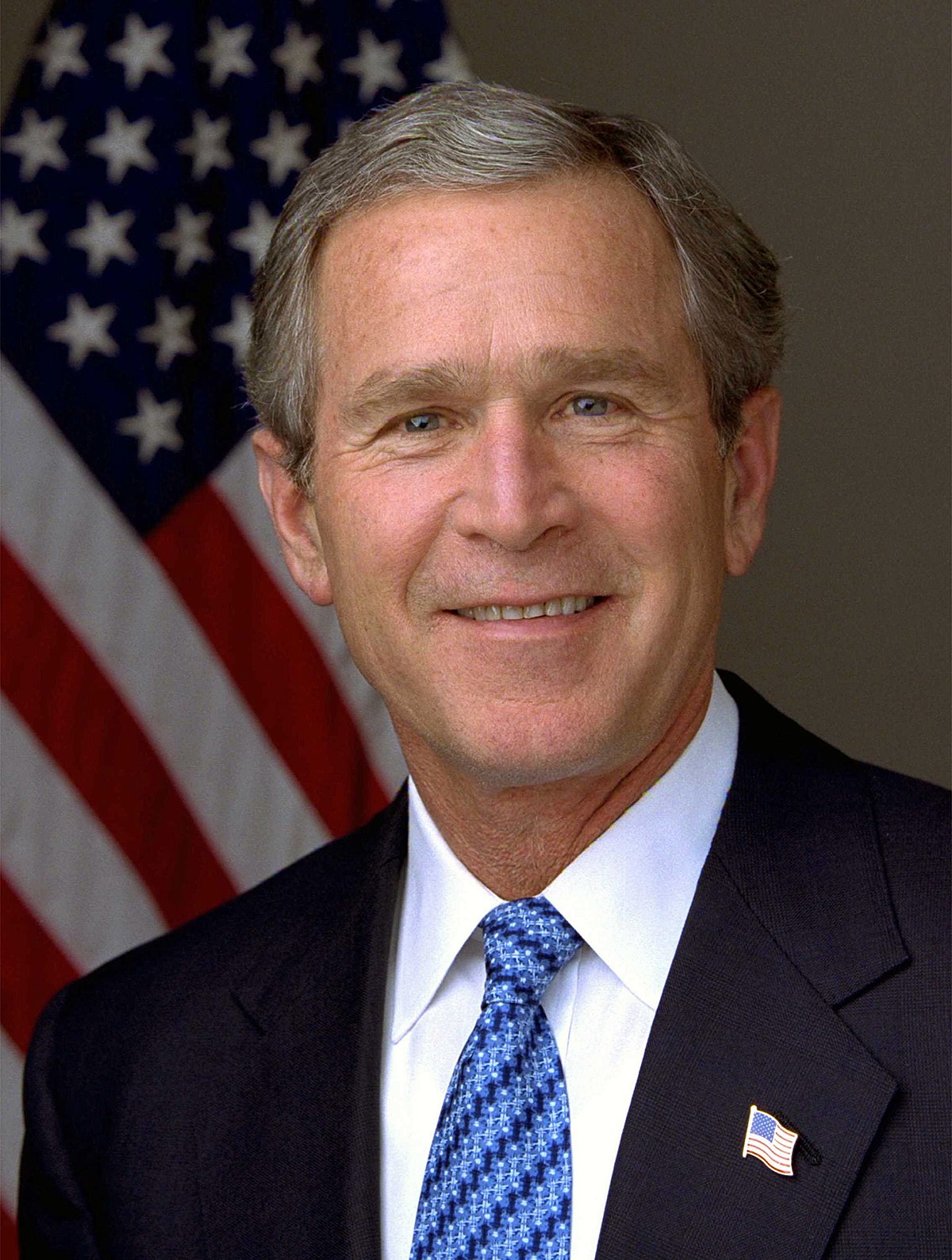 George W Bush Wikiquote Le Recueil De Citations Libres