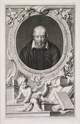 George Buchanan by Jacobus Houbraken