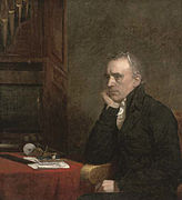 George Daw Portrait of Benjamin Flight at a table by an organ.jpg