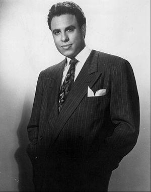 George London (bass-baritone) - London in 1951.