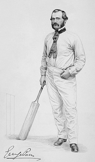 George Parr (cricketer) - Image: George Parr cricketer