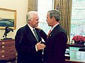 George W. Bush and Bill Young.jpg