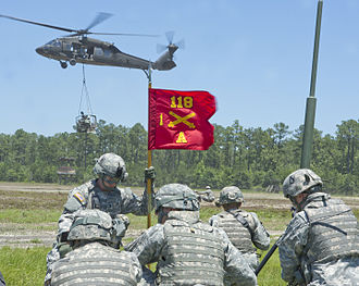 Georgia National Guard - 118th Field Artillery's annual training