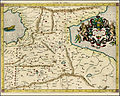 Gerard Mercator. Tabula Asiae III (Armenia, Georgia, Turkey, etc.). 1579.jpg