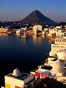 135px-Ghats_at_Pushkar_lake%2C_Rajasthan
