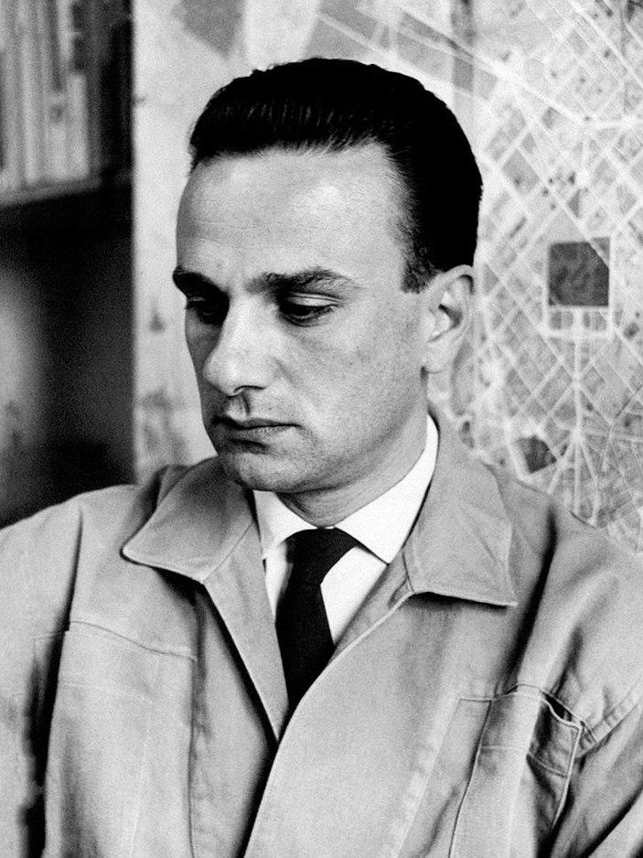 Giancarlo De Carlo 1950s