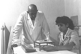 Gideon Mer Israeli scientist