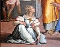Giorgio vasari, gesù in casa di marta e maria, 1540, da s. michele in bosco 03.jpg