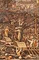 Giorgio vasari e aiuti, la battaglia di lepanto, 1572-73, 08.jpg