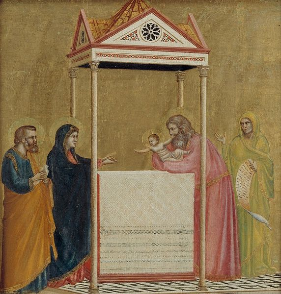 File:Giotto - Presentation of Christ in the Temple.jpg
