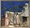 Giotto di Bondone - No. 2 Scenes from the Life of Joachim - 2. Joachim among the Shepherds - WGA09170.jpg