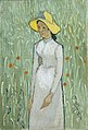 Girl in White by Vincent Van Gogh - NGA.jpg