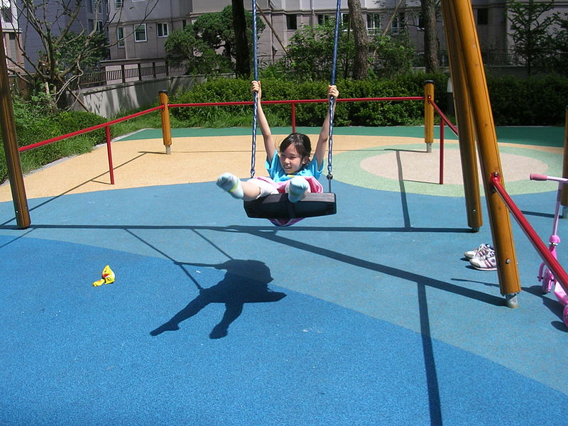 File:Girl on swing.JPG