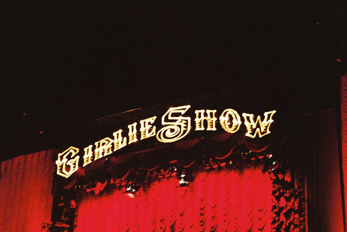 Girlie Show Tour Wikipedia