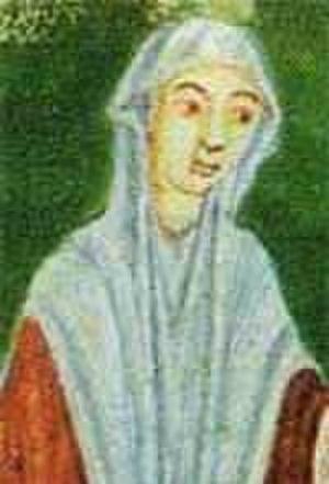 Duchess of Swabia - Image: Gizela Szwabska