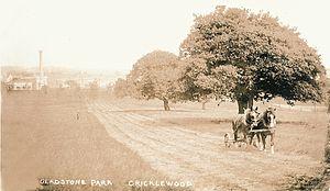 Gladstone Park, London - Gladstone Park c.1900
